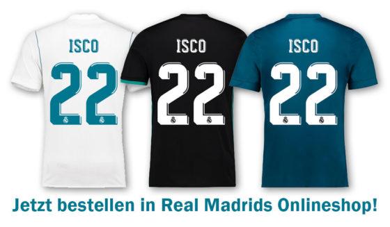 isco trikot real madrid original adidas jersey camiseta