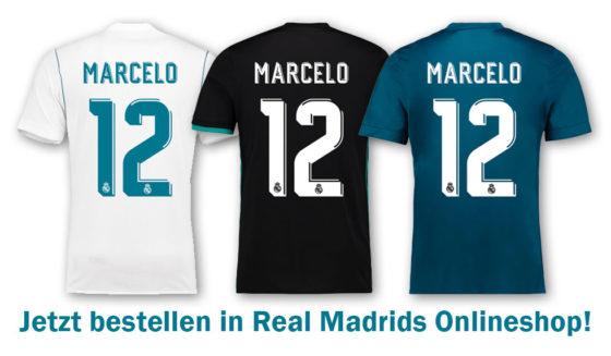 marcelo trikot real madrid jersey camiseta adidas