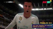 "So geht Ronaldos ""Sii""-Jubel in FIFA 18"