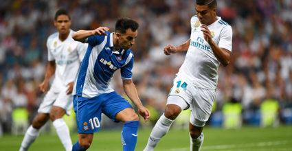 Carlos Casemiro Real Madrid