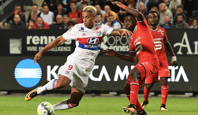 Mariano Díaz Olympique Lyon