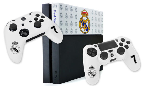 gaming ps4 xbox real madrid