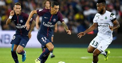 Ángel Di María Paris Saint-Germain