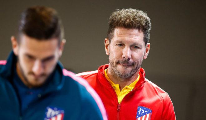 Diego Simeone Atlético