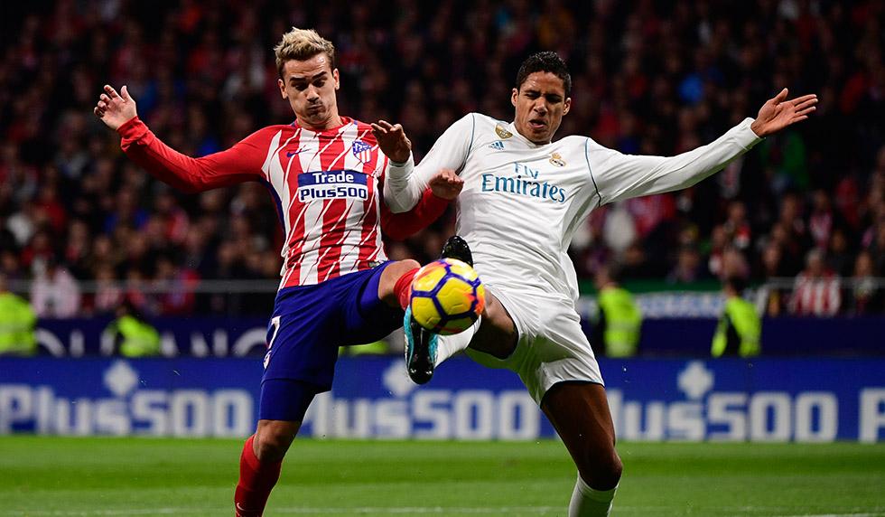 Real verpasst Sieg im Madrider Derby gegen Atletico
