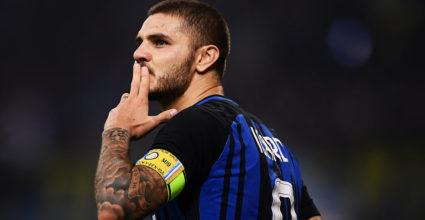 Mauro Icardi Inter Mailand