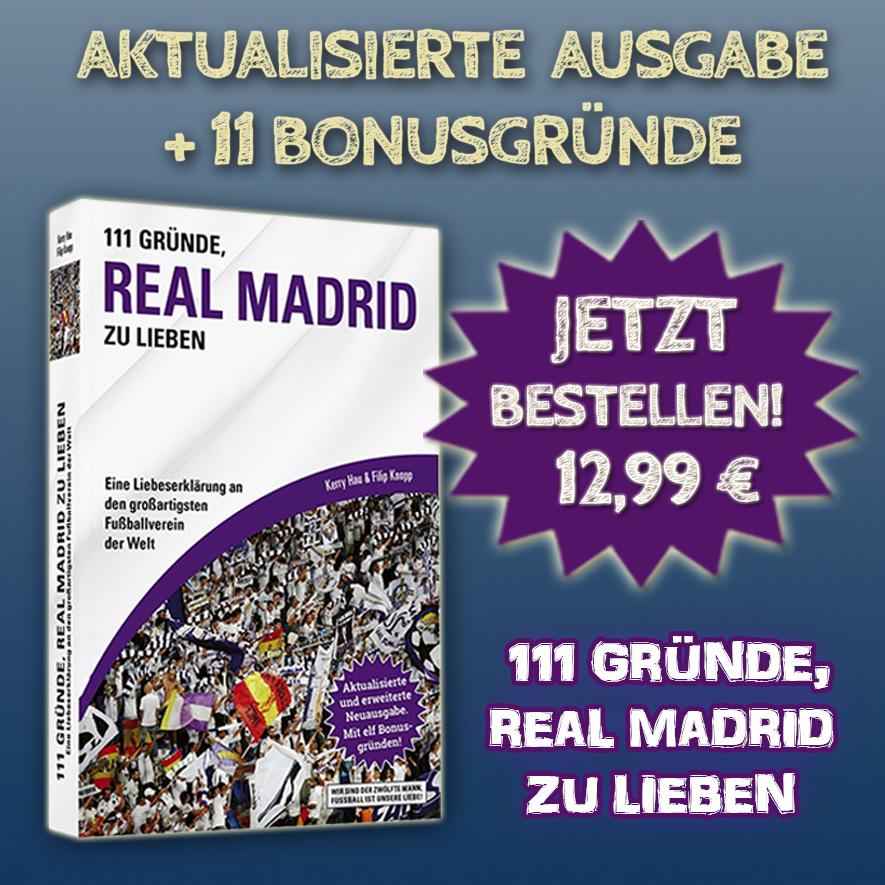 111 Gründe, Real Madrid zu lieben