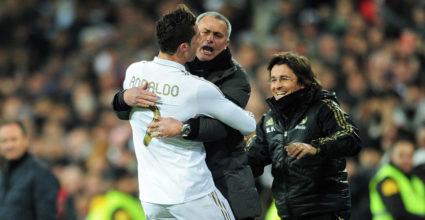 Cristiano Ronaldo José Mourinho
