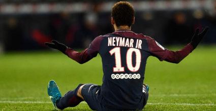 Neymar Paris St.-Germain