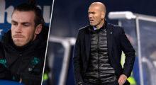 Zinédine Zidane Gareth Bale