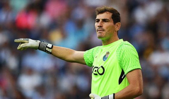 Iker Casillas FC Porto