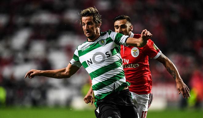 Fabio Coentrao Sporting