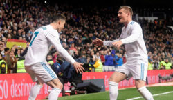 Cristiano Ronaldo Toni Kroos