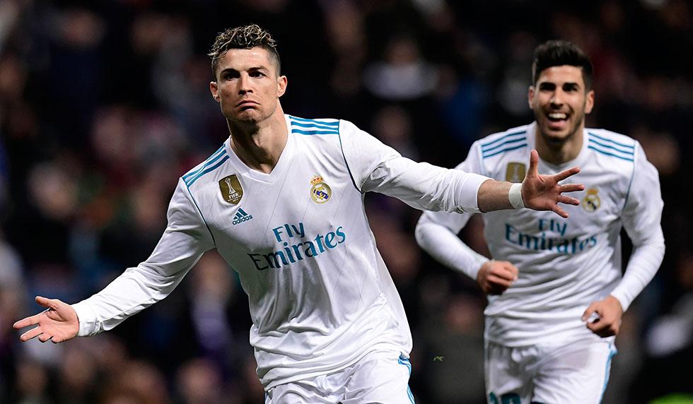Ronaldo Tore Insgesamt