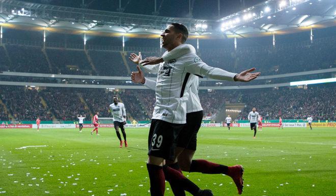 Omar Mascarell Eintracht Frankfurt