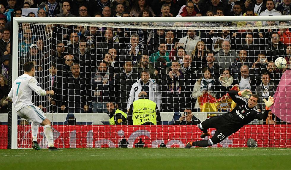 Mit blauem Auge ins Halbfinale: Ronaldo rettet Real in der