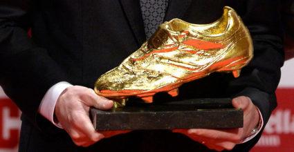 Goldener Schuh REAL TOTAL