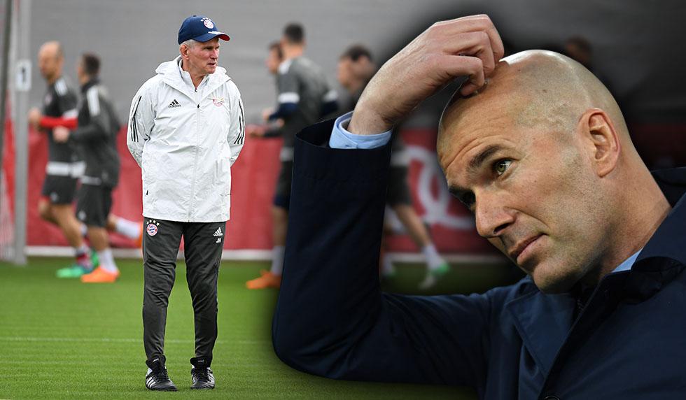Zidane Zu Bayern