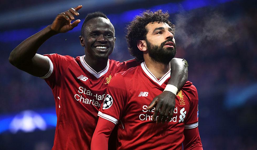 Restprogramm Liverpool