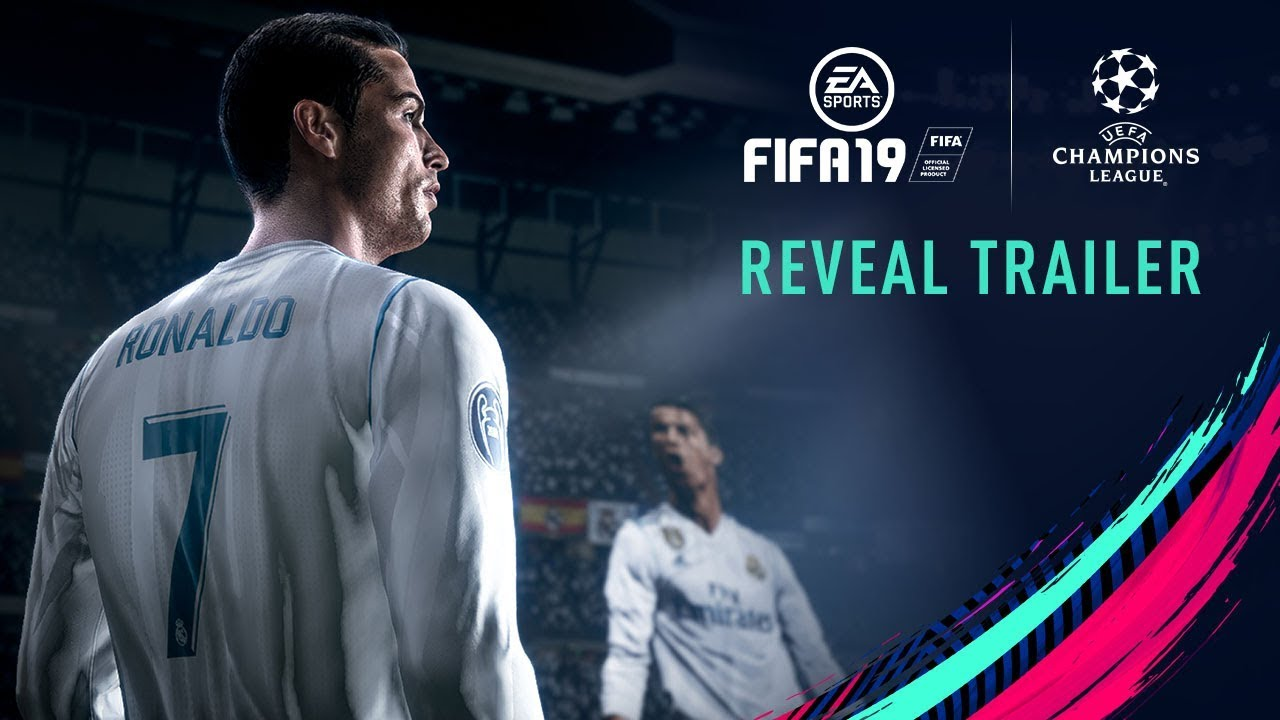 Trailer Champions League In Fifa 19 Real Total