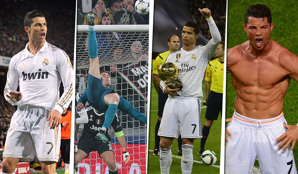 Geburtstag Ronaldo