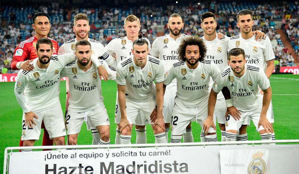 Alle Real Madrid Spieler