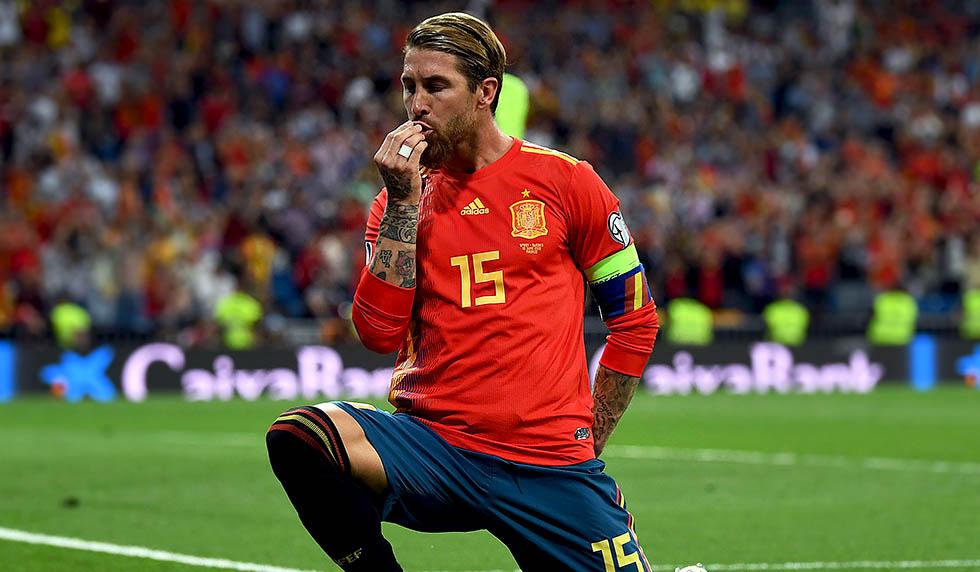 Ramos Spanien