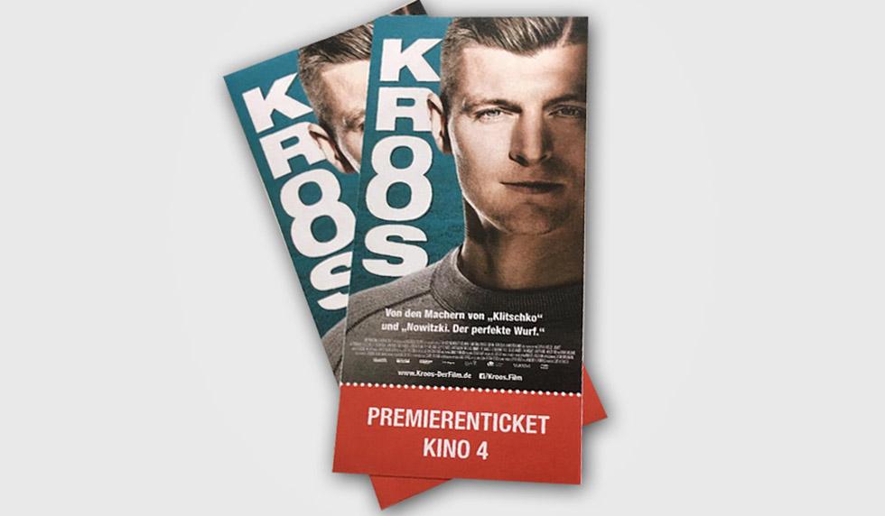 Kroos Film Kinostart