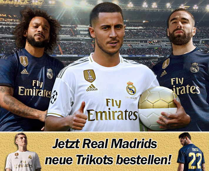 Real Madrid-Trikot