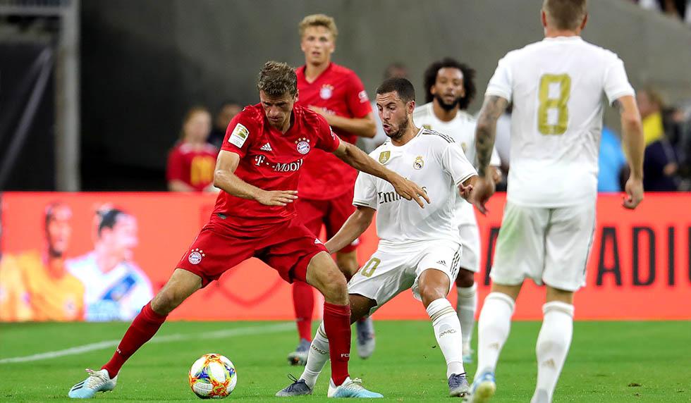 Real Madrid Bayern Zdf