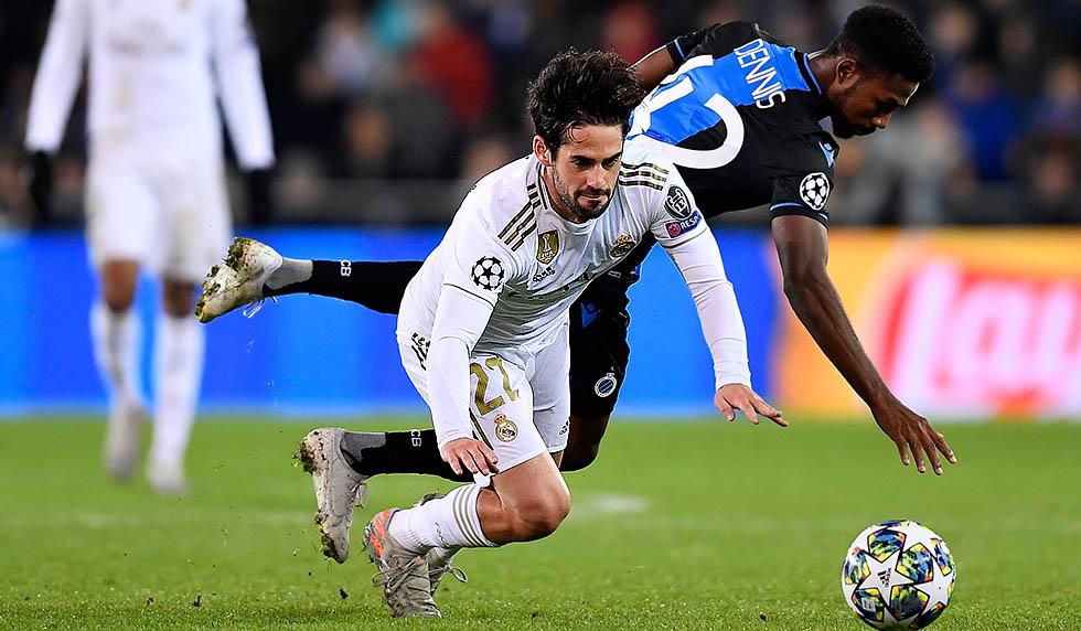 Real Madrid Brügge