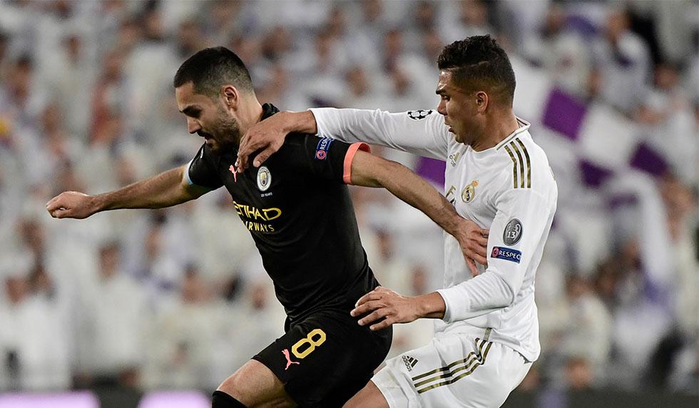 Man City Gegen Real Madrid