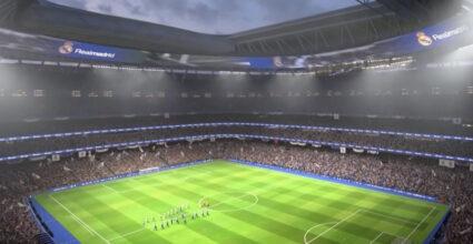 New Estadio Santiago Bernabéu photo realmadrid.com