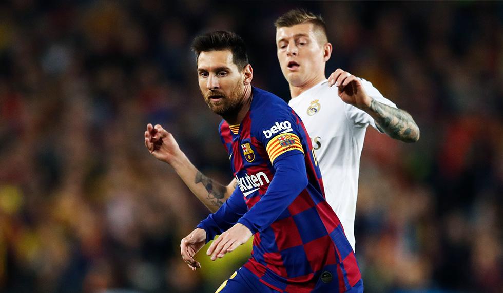 In Welchem Verein Spielt Messi