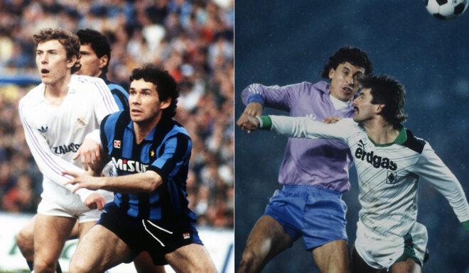 Gegen Inter Und Gladbach Die Gruppenphase Der Nostalgie Real Total