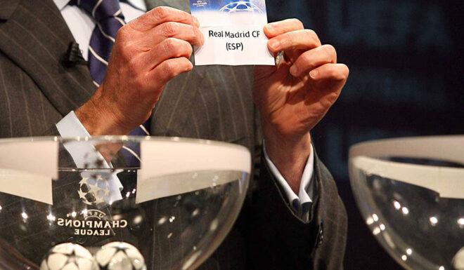 Champions League Auslosung 15/16