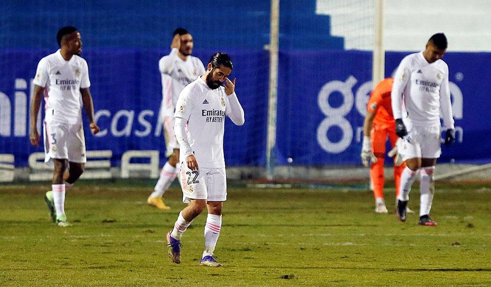 Pokal-Debakel! Real Madrid fliegt gegen Drittligisten raus - REAL TOTAL