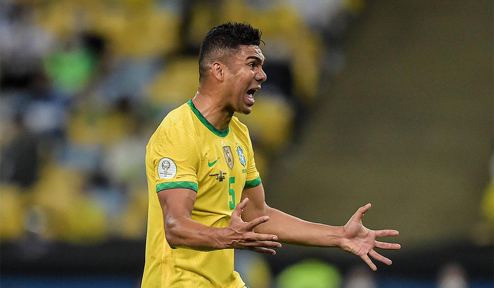 Copa America Argentinien 1 0 Brasilien Casemiro Militao Und Vinicius Verlieren Finale Real Total
